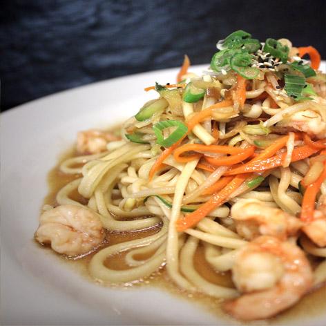 Ricetta Ramen Ai Gamberi.41 Ramen Con Gamberi E Verdure Restaurant One